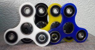 Спинер популярная игрушка-тренажёр, стала ТОП продаж на AliExpress