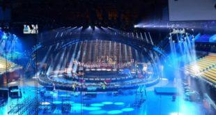 «Евровидение-2018»  завершают монтаж главной сцены