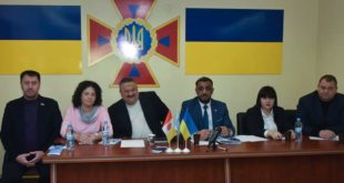 В Одессе прошла пресс-конференция: «Правовой статус иностранца и лиц без гражданства»