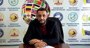Дагер Салех Мухамед — Мы все должны бороться с расизмом, расовой и этнической дискриминацией