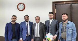 Встреча с заместителем главы города Николаев