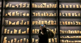 المتحف البريطاني: سنعيد قطعا أثرية مسروقة إلى العراق