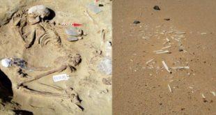 العثور على آثار حضارة متطورة مجهولة في الصحراء الليبية
