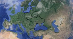 أوكرانيا ترغب بشق قناة تربط البحر الأسود بالبلطيق