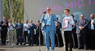 منظمة الدرع العالمية في اوكرانيا  تشارك رسميا في الذكرى ٢٣٠ لتاسيس مدينة نيكولايف الاوكرانية