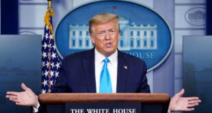 ترامب يعلن تعليق المساهمات الأمريكية في ميزانية منظمة الصحة العالمية
