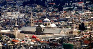 حقائق تاريخية عن مدينة دمشق
