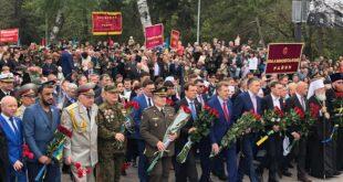 كورونا .. يمنع الاحتفال بالذكرى 76 لتحرير مدينة أوديسا من الاحتلال النازي