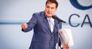 الرئيس الاوكراني فلاديمير زيلينسكي يعين ميخائيل ساكاشفيلي رئيسا للجنة التنفيذية للاصلاحات