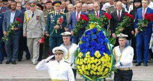عيد النصر على النازية مختلف هذا العام عن الاعوام السابقة في أوكرانيا