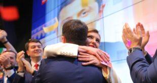 إصابة السيدة الأولى الأوكرانية بفيروس كورونا