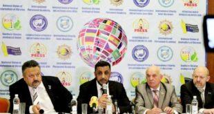 Дагер Салех Высокая миссия народной дипломатии