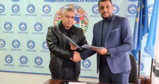 منظمة الدرع العالمية والتجمع الفلسطيني للوطن و الشتات يوقعان إتفاق تعاون مشترك