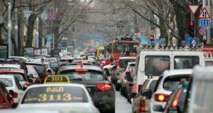 Одесса заняла 11 место в мировом рейтинге городов с самыми большими пробками