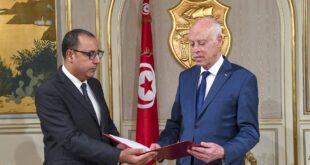 الرئيس التونسي قيس سعيّد أعلن إقالة حكومة هشام المشيشي وتجميد أعمال البرلمان