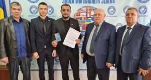 IOED Regional Office for Moldova, Ukraine and Romania. Official representation at the UN