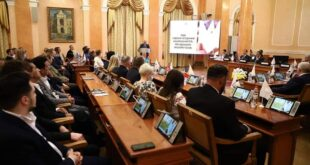 """DAYS OF EUROPE: A meeting of the Council of the """"Odessa Association of Nationalities"""""""