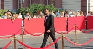 صالح ظاهر يشارك رسميا قي الافتتاح الكبير لمهرجان أوديسا السينمائي الدولي الثاني عشر