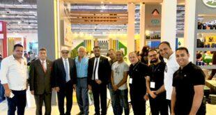 Тридцать четвертая сессия Международной сельскохозяйственной выставки в Африке и на Ближнем Востоке.